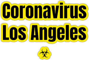 Coronavirus Los Angeles PNG