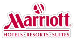 marriott hotels logo red letters