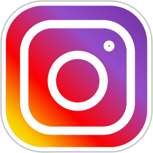 Instagram Logo prple pink and yellow